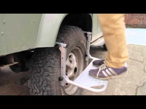 LRL Reviews   Masai Wheel Step