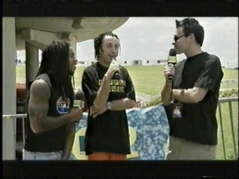 Sevendust: Interview at K-Rock's 4th annual D.F.P. Tour