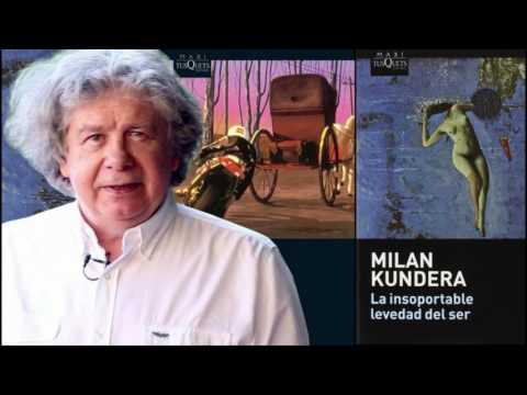 Fernando Villegas - La insoportable levedad del ser (Milan Kundera)