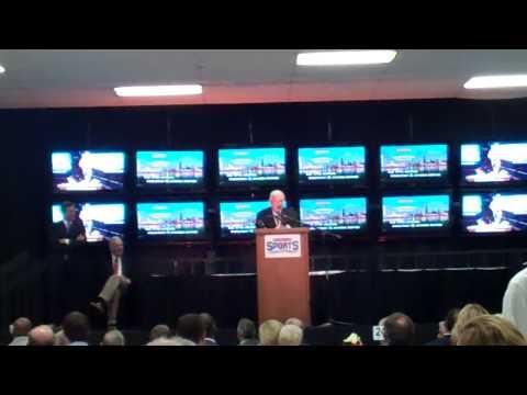 Chicagoland Sports Hall of Fame: Johnny Lattner 2013