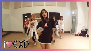[EXID] L.I.E Dance Practice | Special Video, May 2016