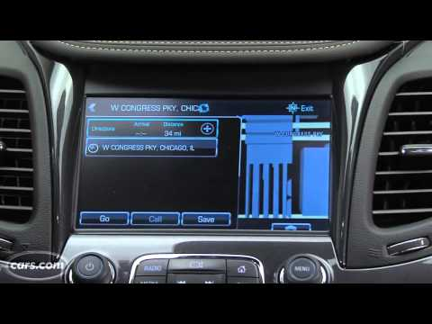 2014 Chevrolet Impala Test Drive & Full-Size Car Video Review