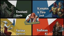 Commander Adventures #24 - Varina v. Trostani v. Kynaios and Tiro v. Torbran