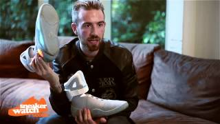 Drama Beats Explains Why He Skated in Air Mags
