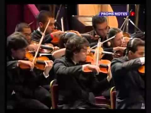Huapango, Moncayo - Gustavo Dudamel -  Simón Bolivar Symphony Orchestra of Venezuela