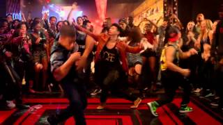 The amazing dance between two group in step up 5 all in 2014