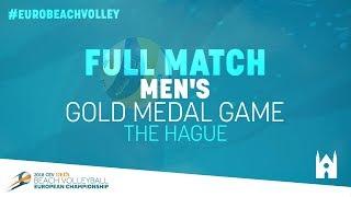 MOL/SORUM (NOR) vs SMEDINS/SAMOILOVS (LAT) | Full Match | #EuroBeachVolley 2018