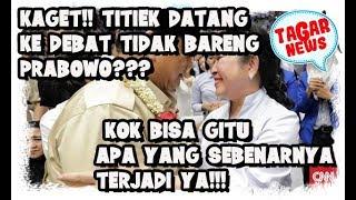 Download Video Ya Ampun! Titiek Soeharto Datang Ke Debat Bersama Haikal Hassan, Bukan Prabowo! MP3 3GP MP4