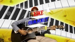 Itna Tumhe Chahna Hai (Machine) | Guitar cover | chords |