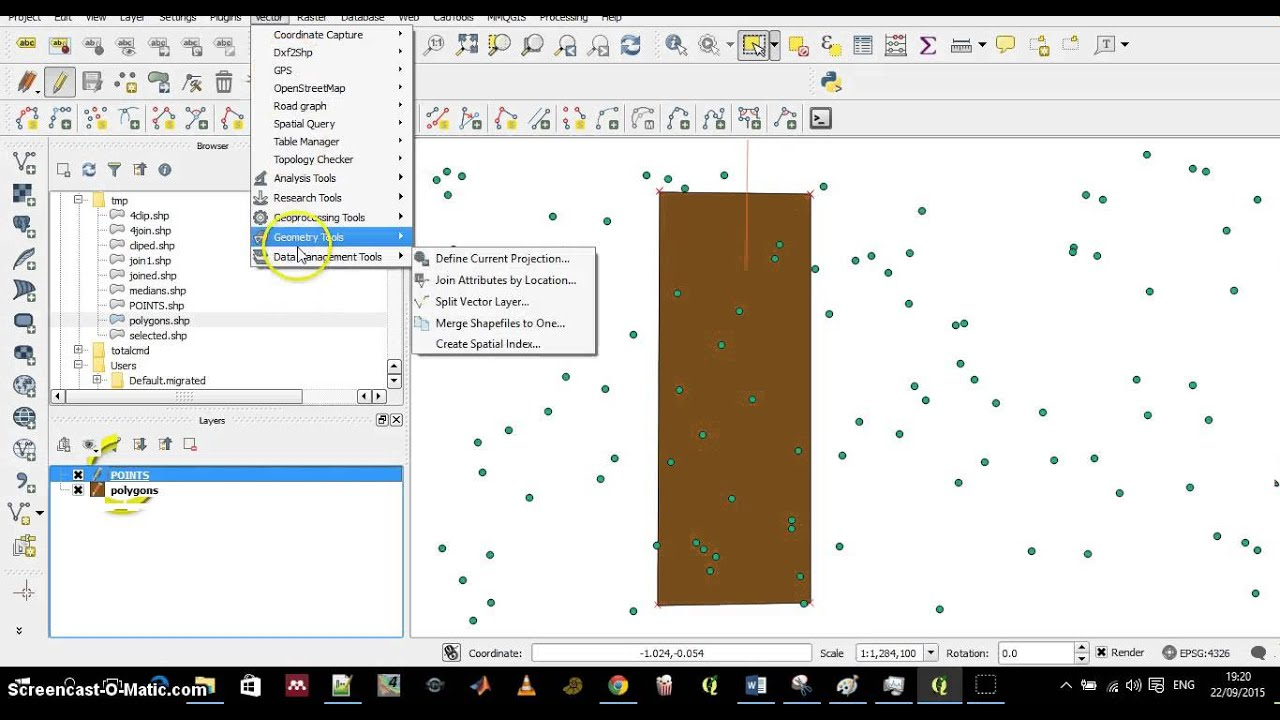 Join attributes by position in QGIS