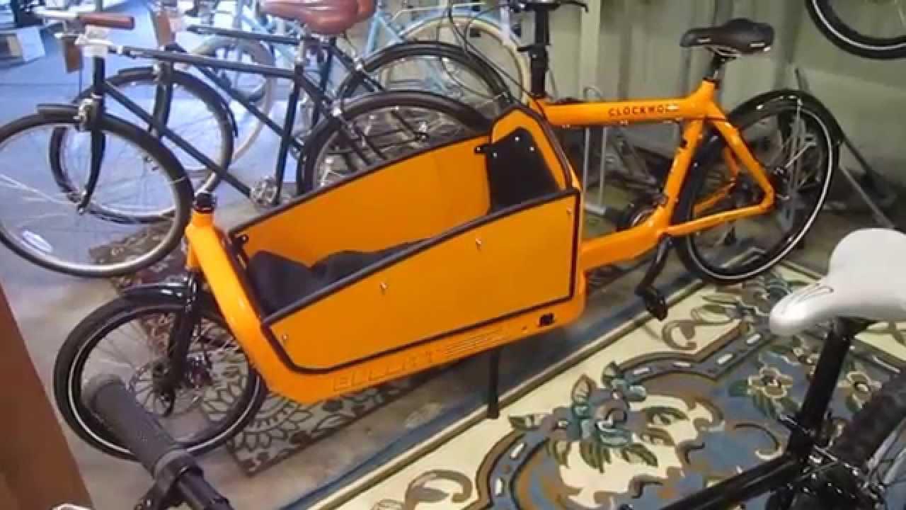 Bullitt Cargo Bike Options And Info