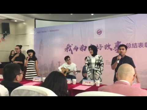 Fight Song ( Fahrul Rozi, Dian Nur Fadhiyah, Dina Nur Fadhilah, Birin, Calvin LC, Yi)