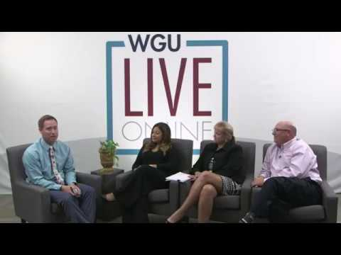 WGU Live: Q&A with the College of IT for B S  Computer Science