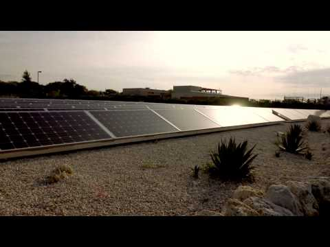 University of Texas - Solar Array - Sustainability - UPG Video Marketing - Video Production Austin