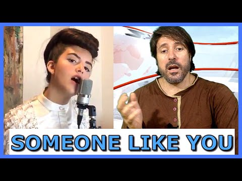 OUTSTANDING! - Angelina Jordan - Someone Like You | ADELE MUST TO SEE THIS!!! - REACTION By Zeus