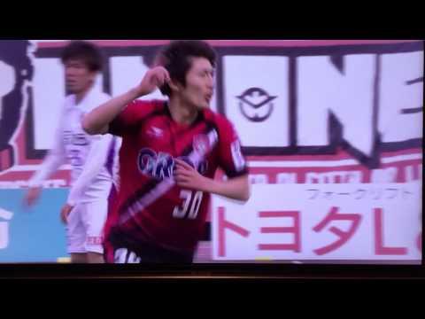 Yuta Toyokawa's first goal