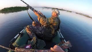 Охота на утку, ОТКРЫТИЕ 2017г