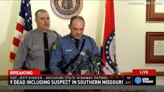 Names in Missouri killing spree released