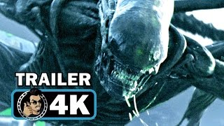 ALIEN: COVENANT Official Trailer #2 (4K ULTRA HD) Ridley Scott Sci-Fi Horror Movie 2017
