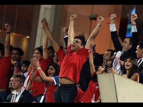 ISL Final:What Rivalry Sachin, Sourav Bond Over Football!