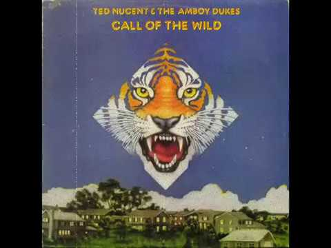 Ted Nugent & Amboy Dukes - Call of the Wild (1974, Vinyl Rip) 🇺🇸 Hard Rock/Heavy Metal HQ