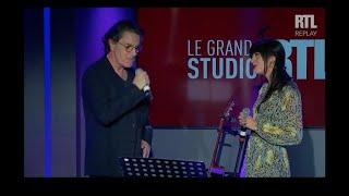 Nolwenn Leroy - Francis Cabrel - Je t'aimais, Je t'aime et Je t'aimerai (Live) - Le Grand Studio RTL