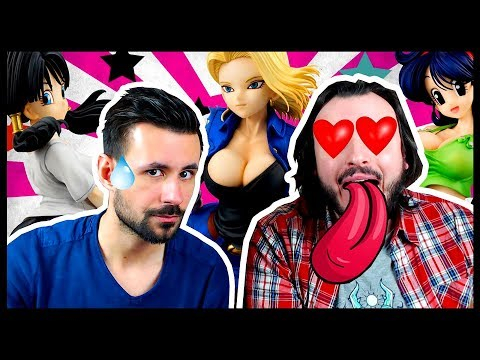LES DRAGON BALL GALS : DES FIGURINES UN PEU TROP SEXY ?! - G-COLLECTION #03