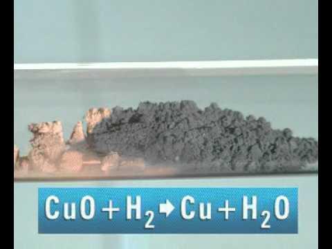 Reducing Metal Oxides