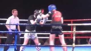 Kamil Tyszlak vs Paweł Naruszewicz [FULL FIGHT, Gołdap Fight Night]