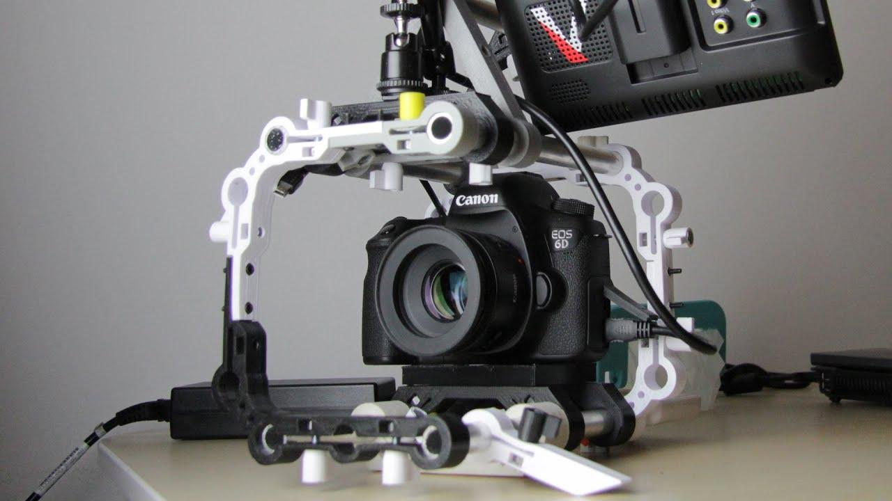 Camera Camera Dslr Rig dslrigger episode 5 overview of dslr camera rig youtube rig