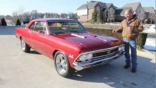 1966 Chevy Chevelle SS Classic Muscle Car for Sale in MI Vanguard Motor Sales