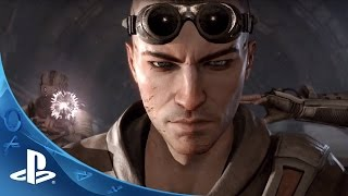 The Technomancer -  Gamescom 2015 Trailer | PS4