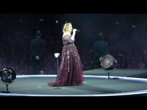 Adele - Skyfall (Melbourne, March 19)