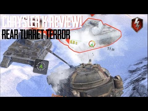 Full Download] Chrysler K Review Pc S Most Controversial Tank Comes
