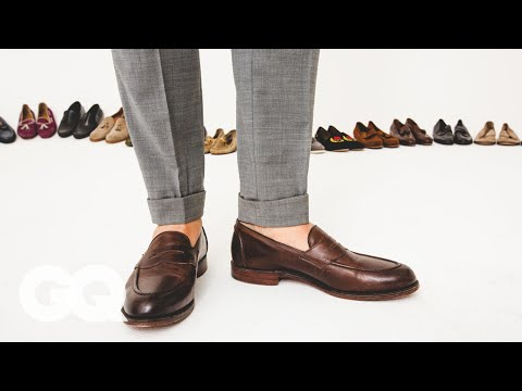 How to Wear Loafers | GQ
