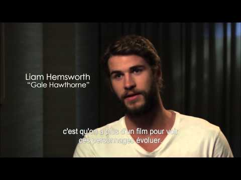 HUNGER GAMES L'EMBRASEMENT Featurette La complicité des acteurs streaming vf
