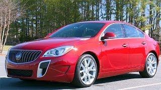 2014 Buick Regal Review