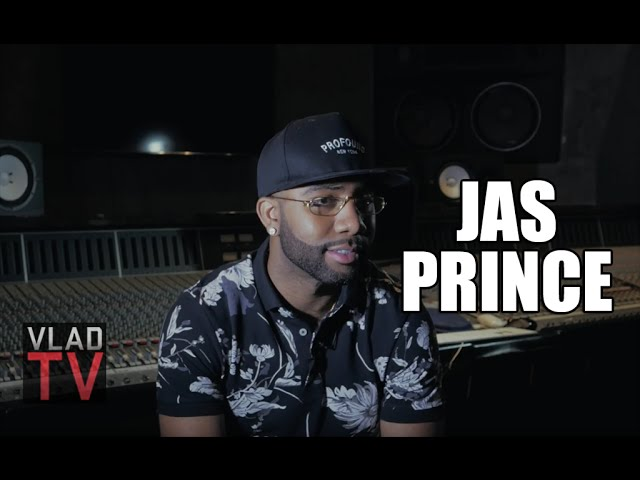 Jas Prince on Growing Up as J Prince's Son, J Prince Squashing TI & Lil Flip Beef
