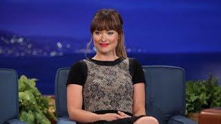 Olivia Wilde Interview Part 01 - Conan on TBS