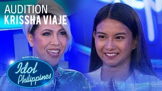 Krissha Viaje - 'Di Na Muli | Idol Philippines 2019 Auditions