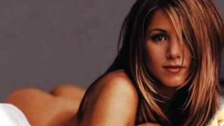 Nude tie aniston Jennifer