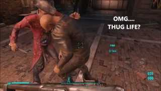 Fallout 4: {Spoiler} Hancock From The Hood
