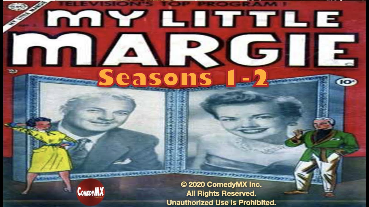 Download My Little Margie | Season 2 | Episode 4 | Missing Link | Gale Storm | Charles Farrell