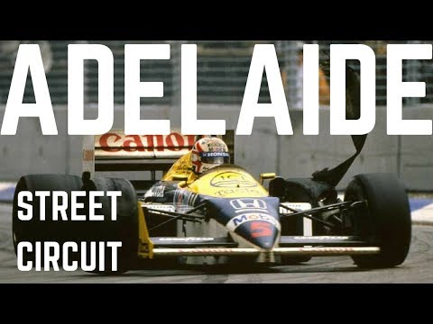 ADELAIDE STREET CIRCUIT | AUSTRALIAN GRAND PRIX | FIRST WORLD TRAVELLER