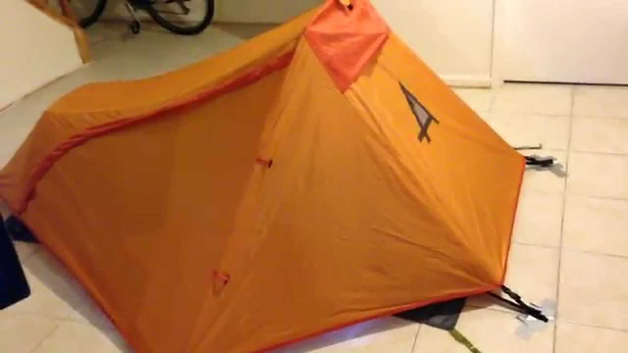 & Alps Mountaineering Mystique 1.5 Review - YouTube