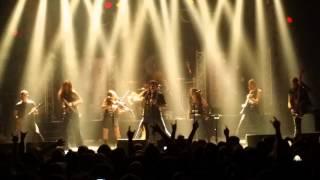 Eluveitie Live Opening [King]