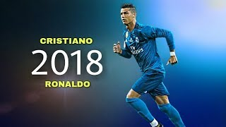 Cristiano Ronaldo 2018 Dribbling Skills & Goals for Real Madrid 2017/18