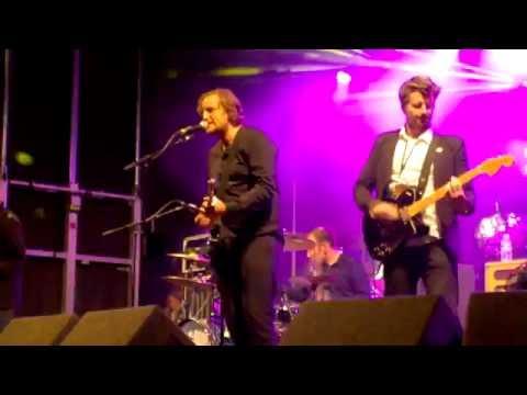 Starsailor - Tell Me It's Not Over  feat. Richard McNamara from Embrace live at Secret Festival 2016