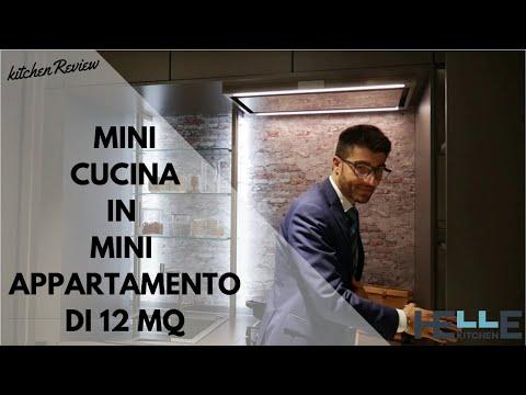 Come Arredare Una Mini Cucina in Mini Appartamento di 12mq