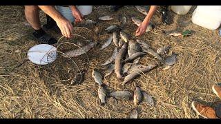 Рыбалка на реке Омь 1 и 2 сентября 2020 г